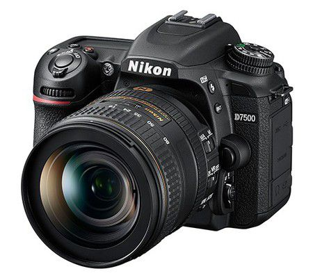 appareil photo numérique reflex