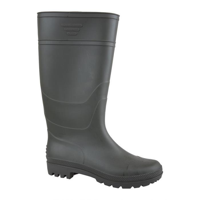 bottes pluie homme