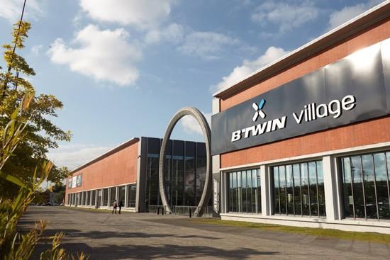 btwin village lille