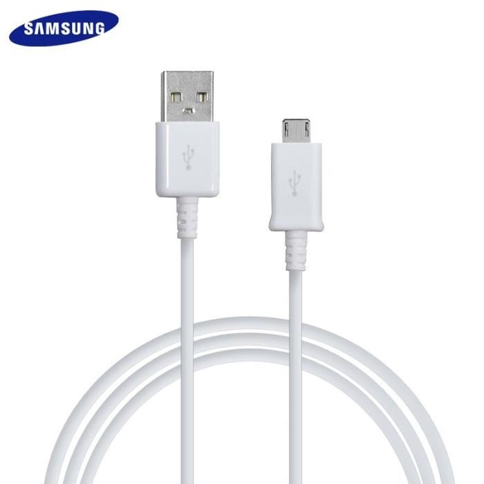 cable chargeur samsung