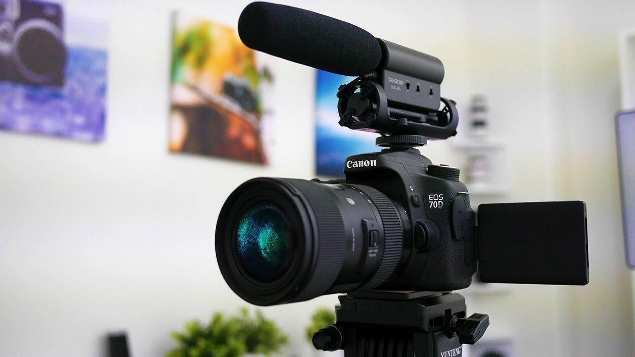 camera youtube