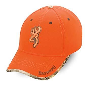 casquette orange