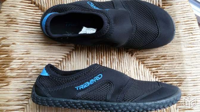 chaussure de riviere