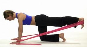 elastique de musculation