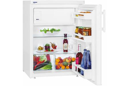 frigo sous plan