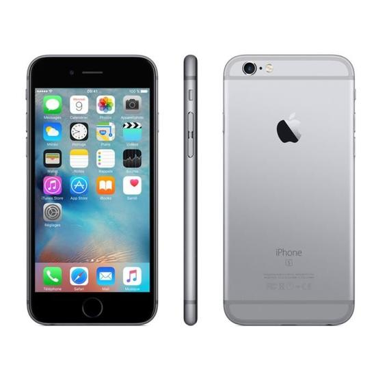 iphone 6 32go gris sideral