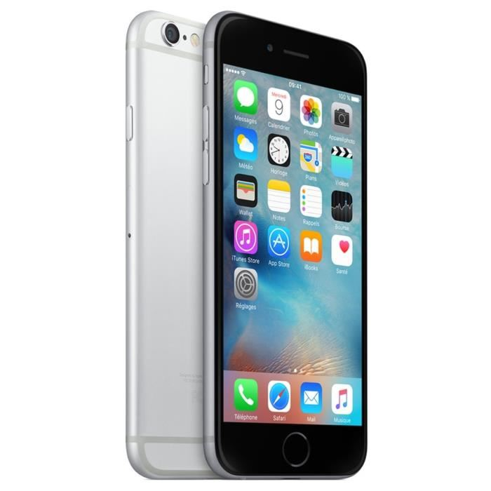 iphone 6 gris sideral 32go