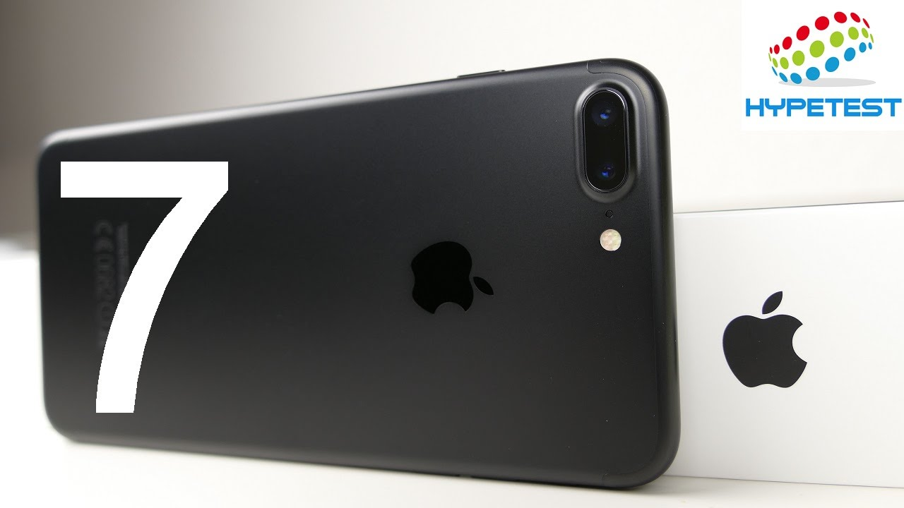 iphone 7 plus noir mat