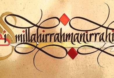 kaligrafik