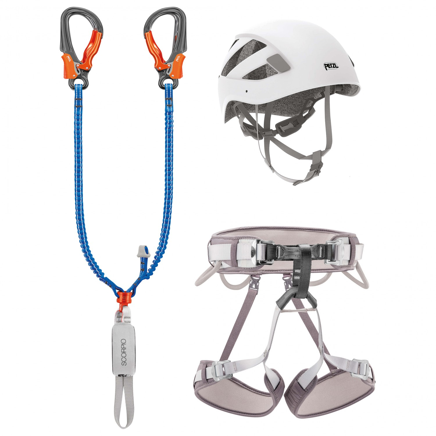 kit via ferrata