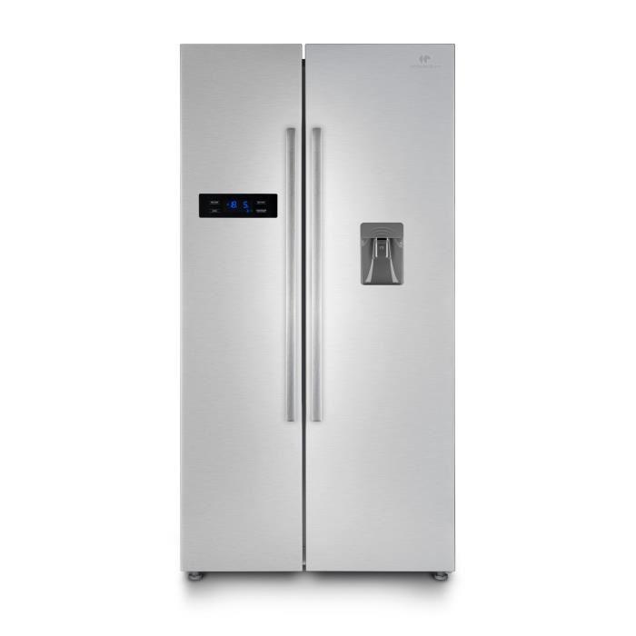 largeur frigo americain
