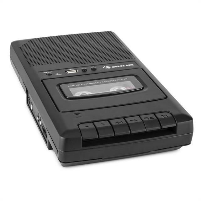 lecteur cassette