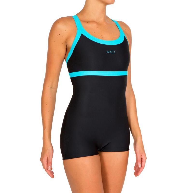 maillot shorty femme piscine