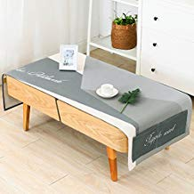 nappe table basse