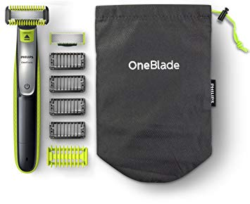 one blade