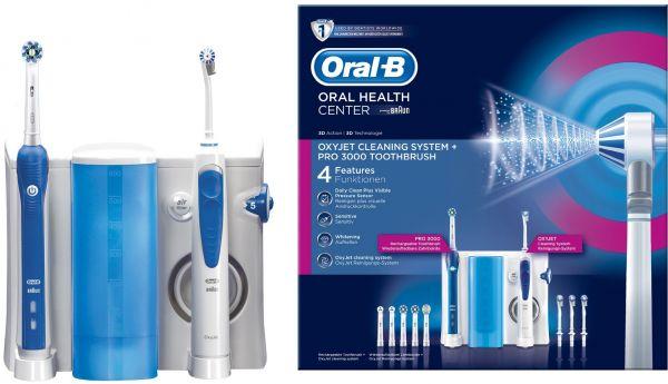oral b pro 3000 oxyjet