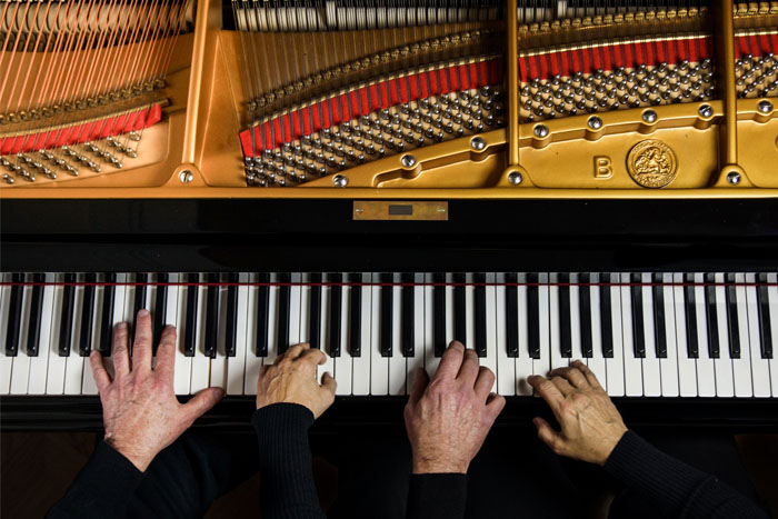 piano four