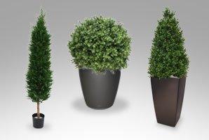 plantes artificielles extérieur