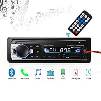 poste radio voiture