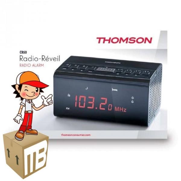 radio reveil thomson