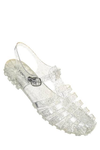sandale plastique
