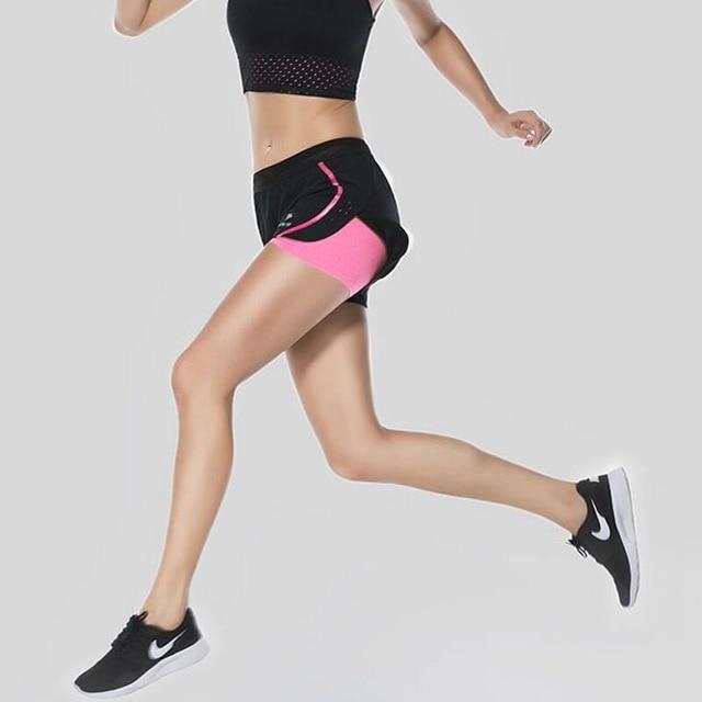 short jogging femme