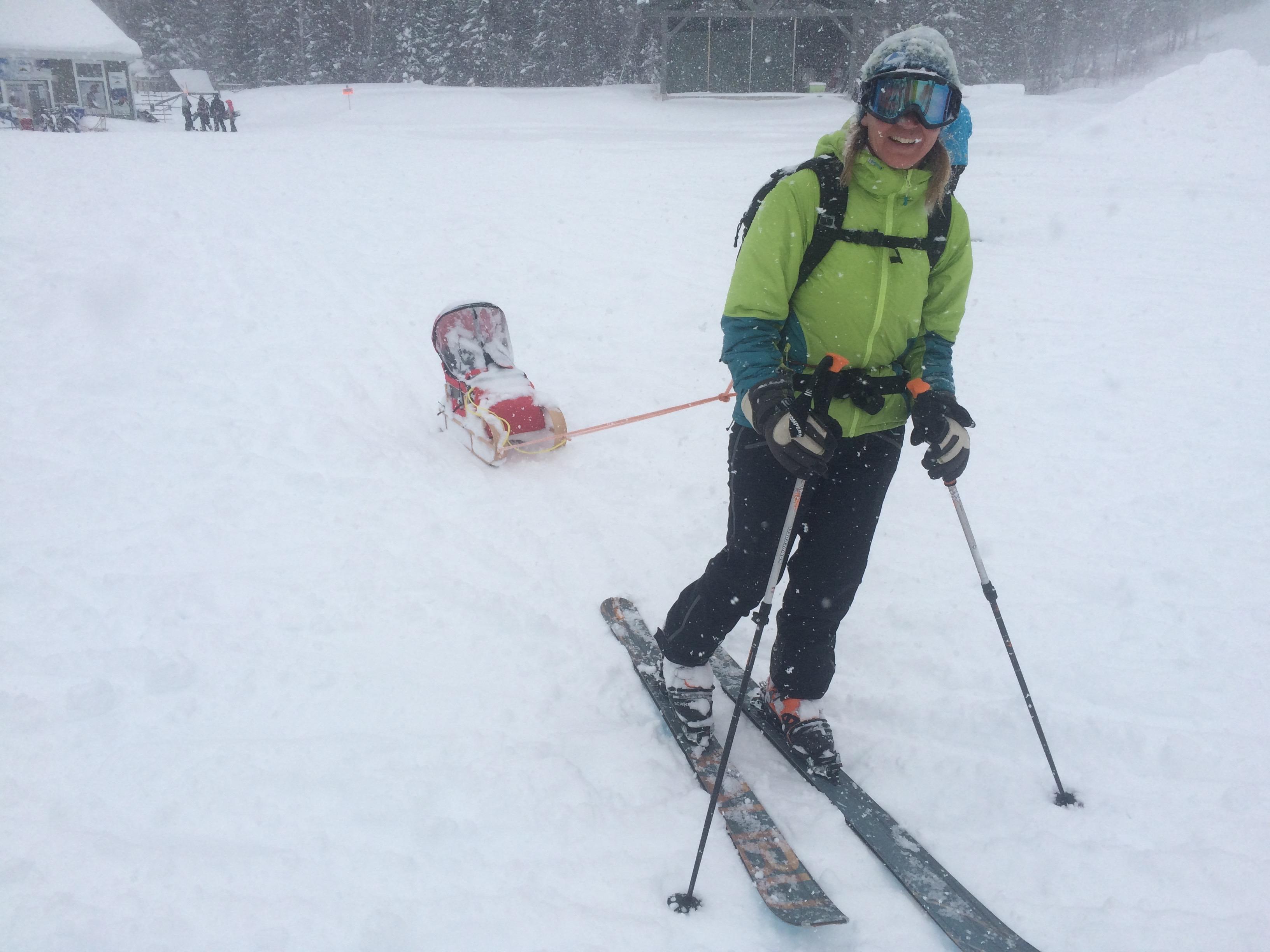 ski pour bebe