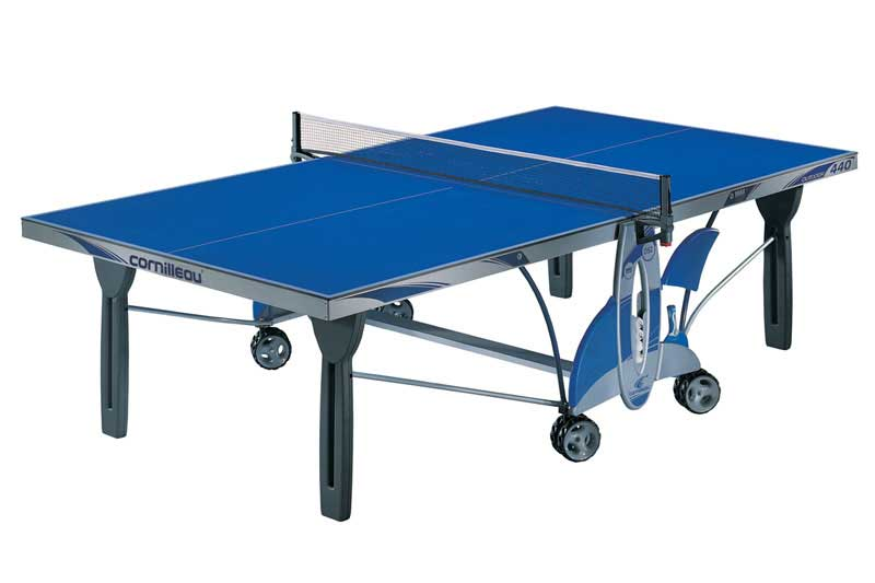 table de tennis de table outdoor