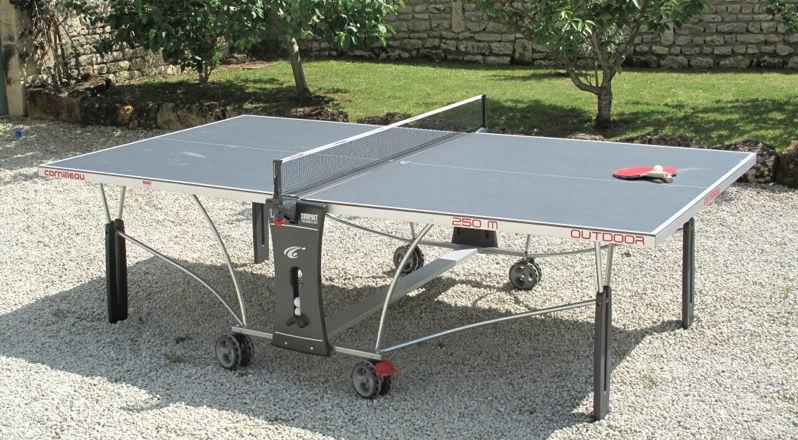 table tennis de table outdoor