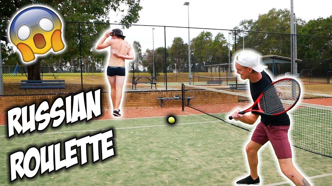 tennis a roulette