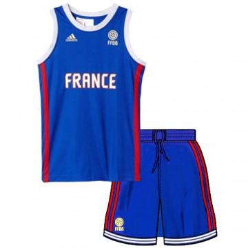 tenue de basket junior