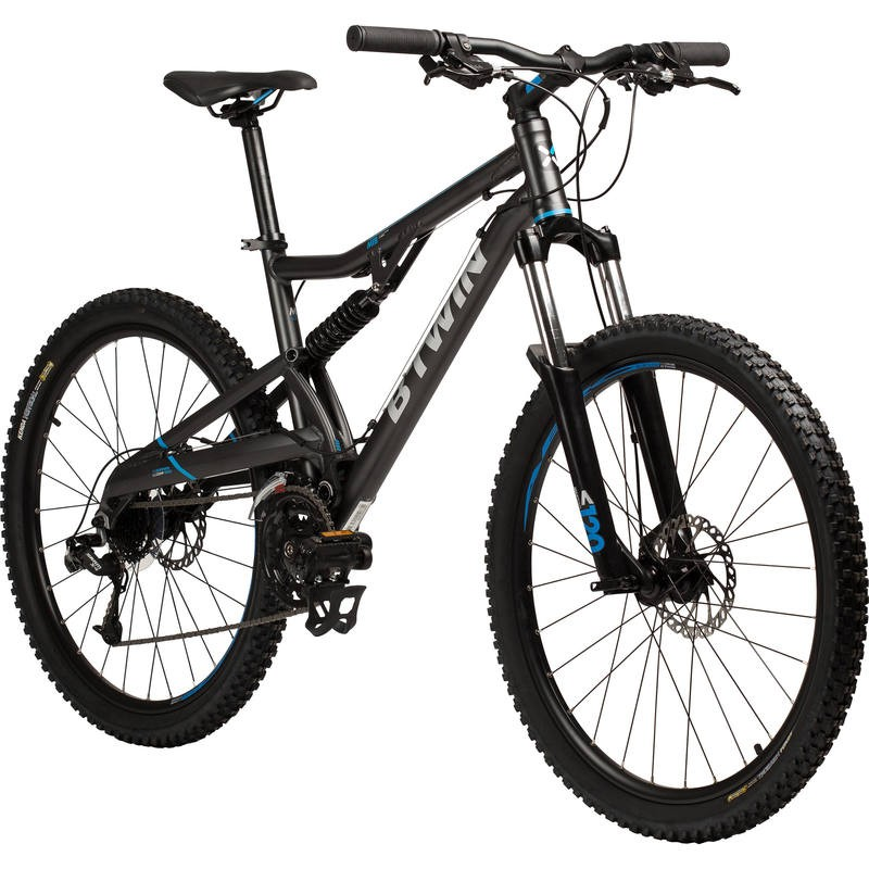 vtt b twin rockrider 500