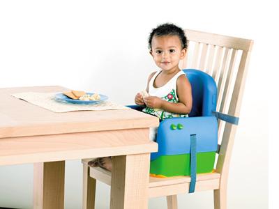 adaptateur chaise bébé