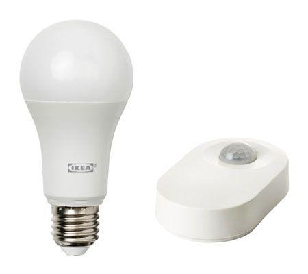 ampoule detecteur de mouvement