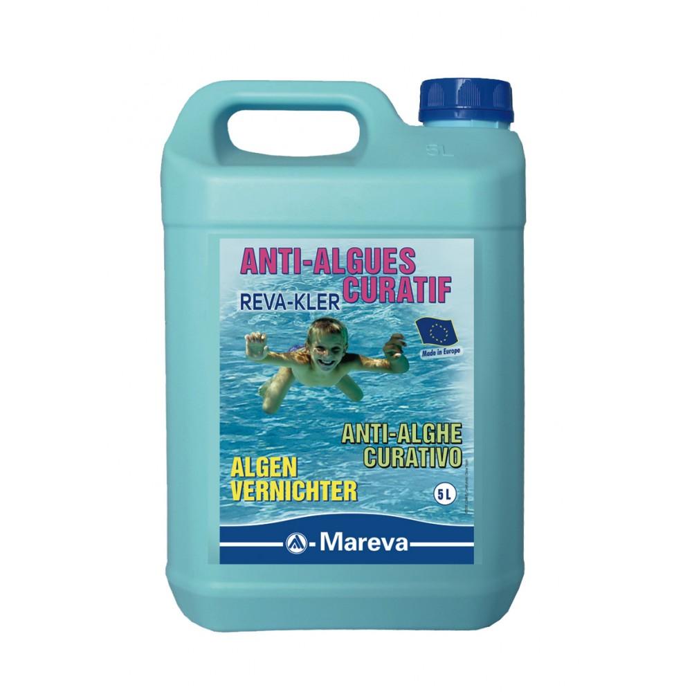 anti algue piscine