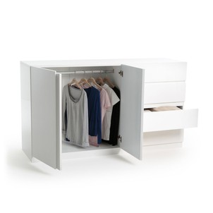 armoire basse chambre