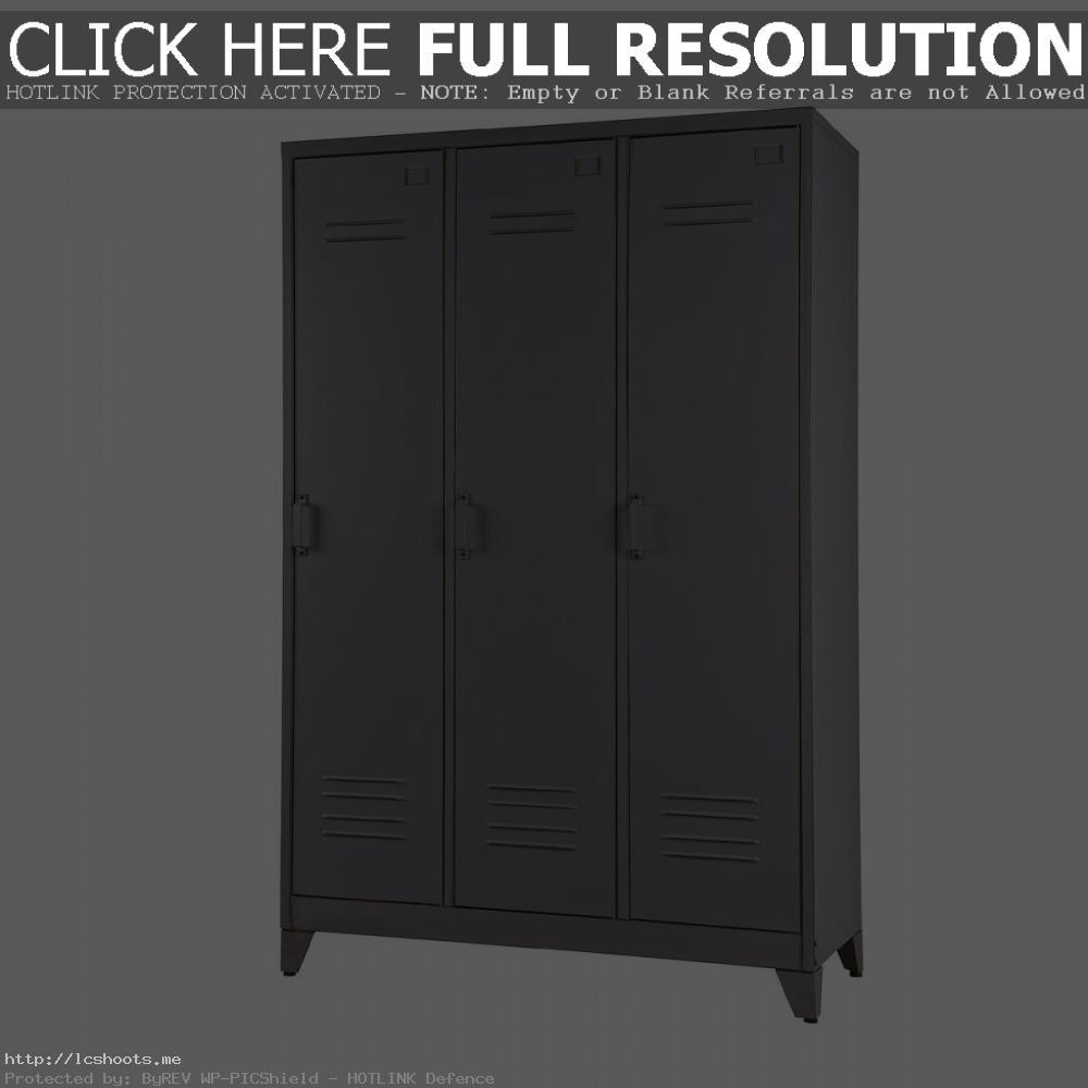 armoire en metal