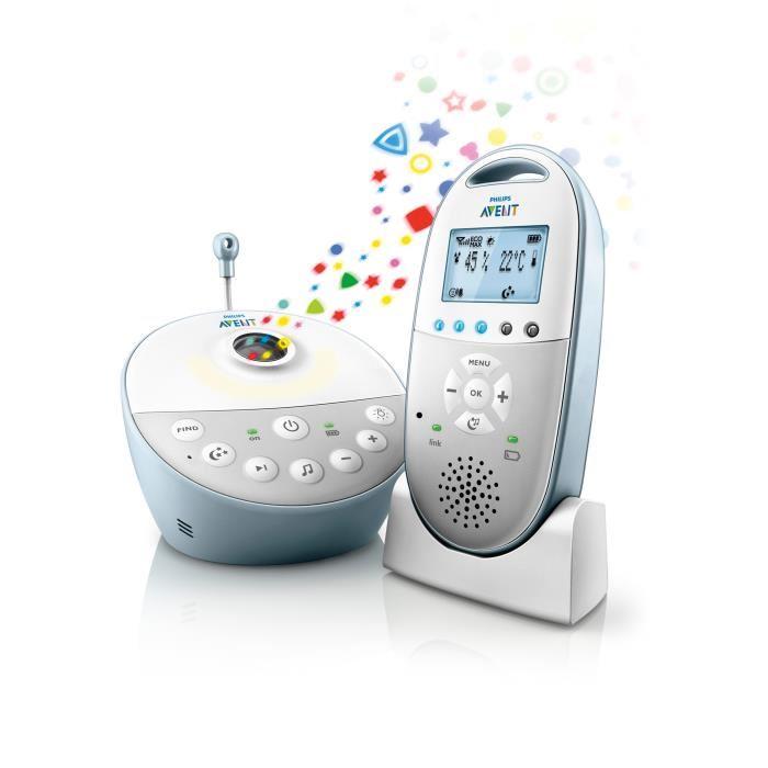 babyphone temperature
