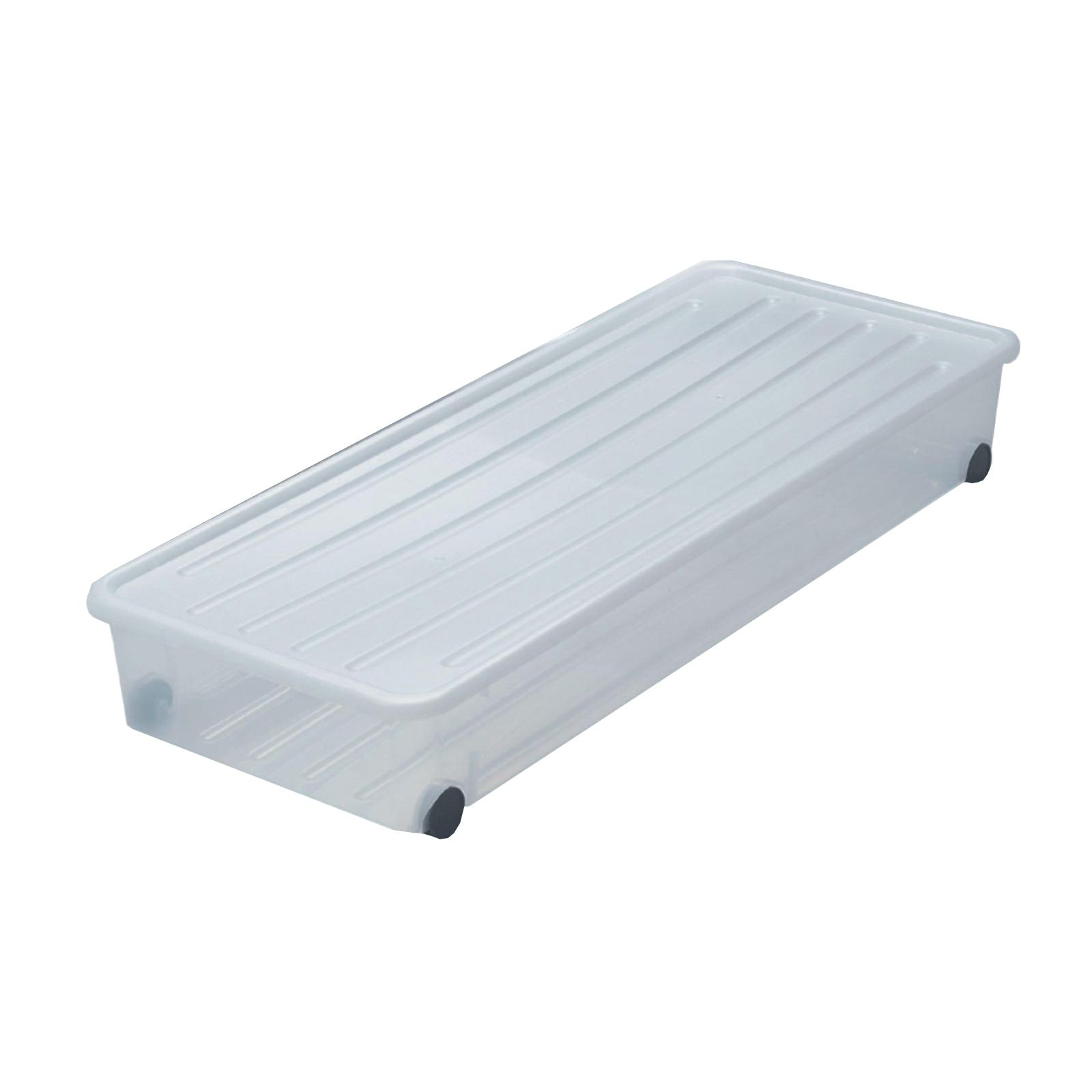 bac rangement sous lit