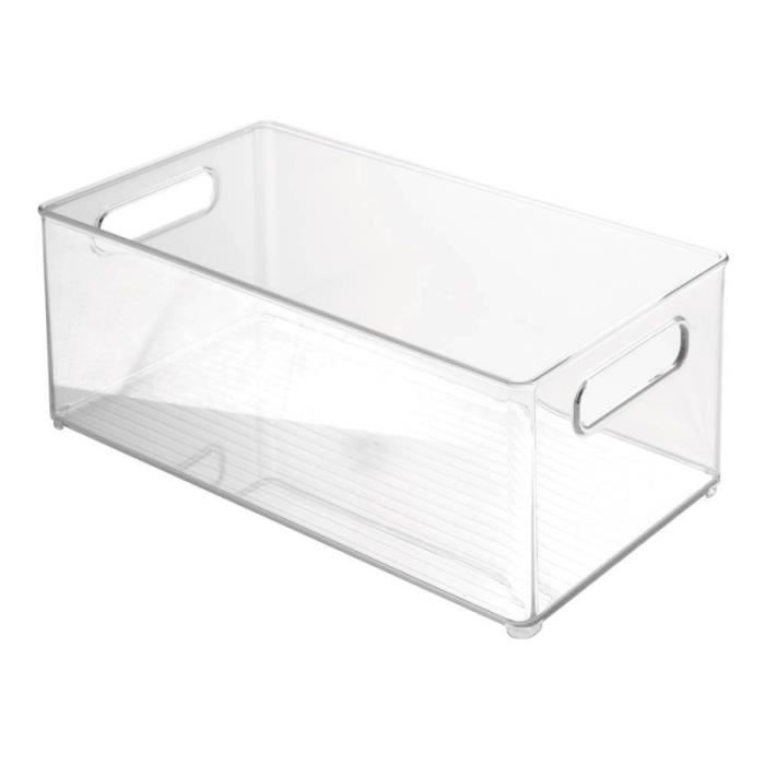 boite plastique transparente