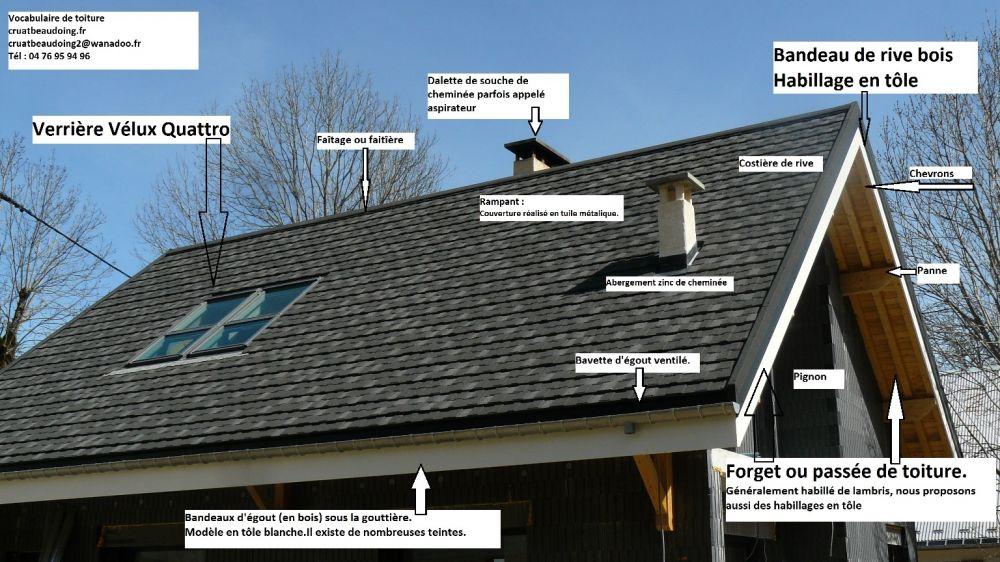 bord de toiture