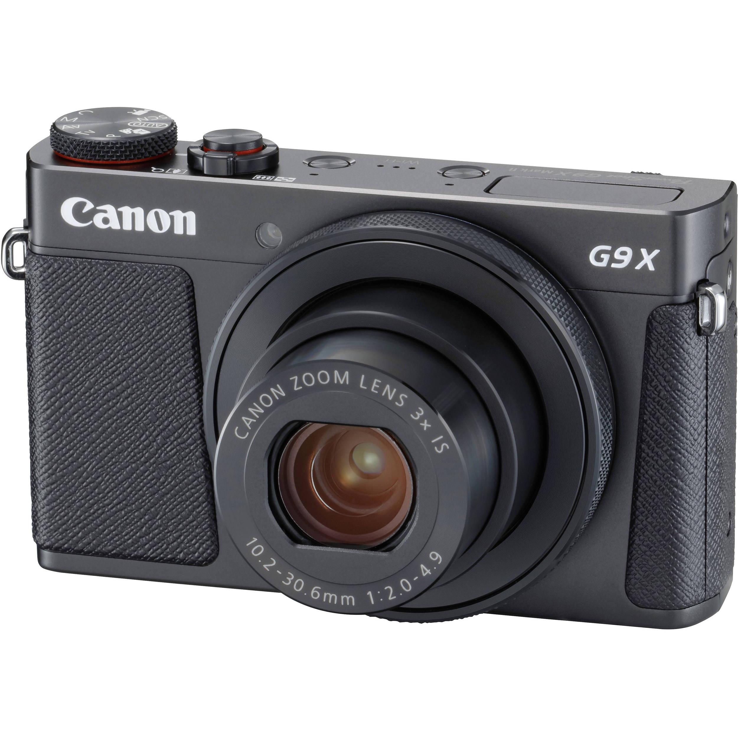 canon g9x mark ii