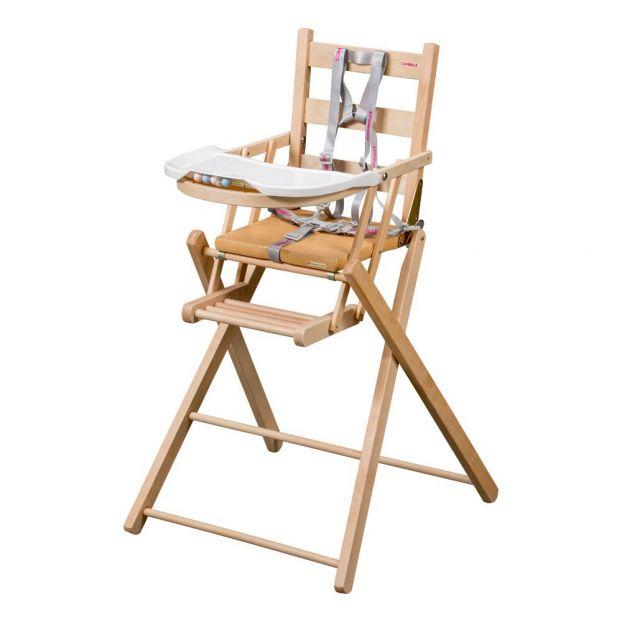 chaise haute combelle pliante