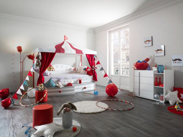 chambre fille 3 ans