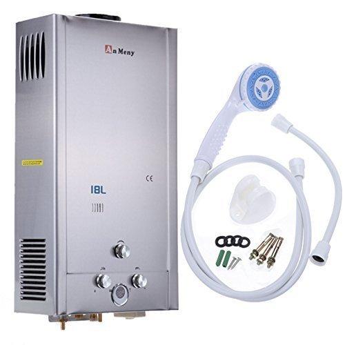 chauffe eau instantané gaz