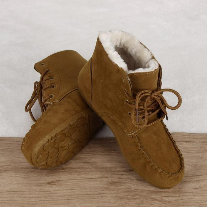 chaussure chaude femme