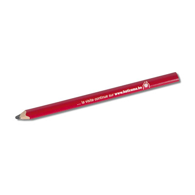 crayon de chantier