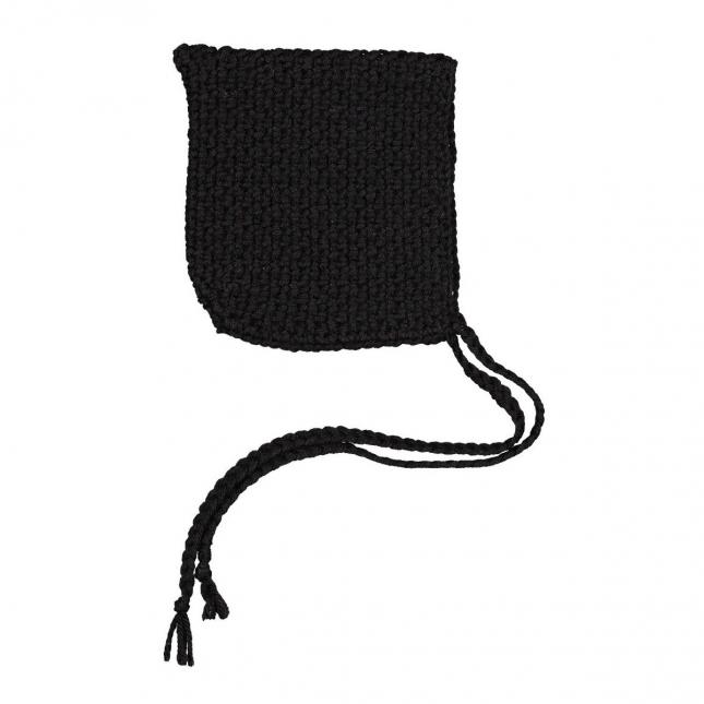 crochet noir