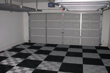 dalle clipsable garage