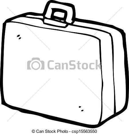 dessin valise